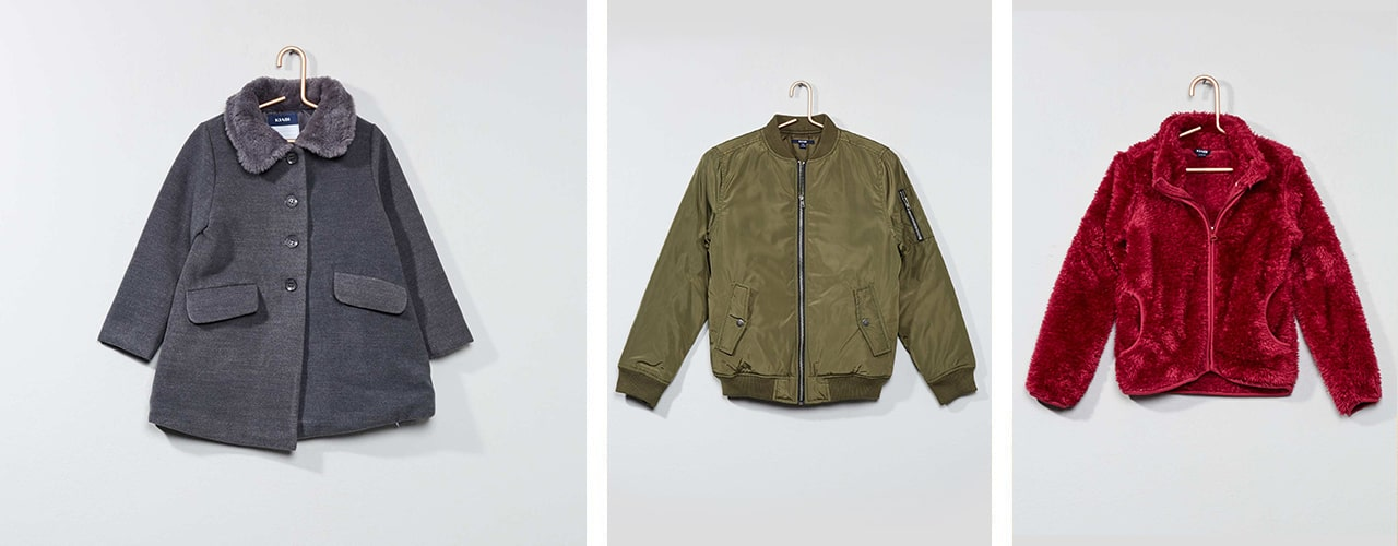 O mais 'trendy' em casacos e sobretudos para menina e menino